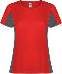 T-Shirt tecnica donna Roly Shanghai Woman